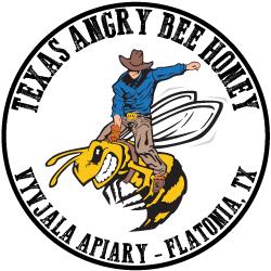 Texas Angry Bee Honey - Vyvjala Apiary - Flatonia, Texas