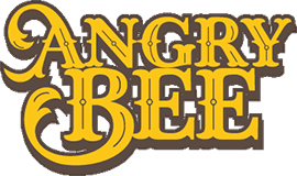 Texas Angry Bee Honey